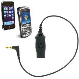 Cabo de conexão iPhone 4S & Blackberry