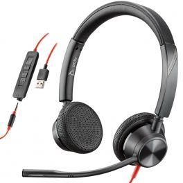 Plantronics Blackwire 3325 USB-A + Jack 3,5