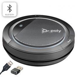 Poly Calisto 5300 - USB-A Bluetooth com Dongle BT600