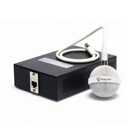 Microfone Polycom Ceiling - Branco