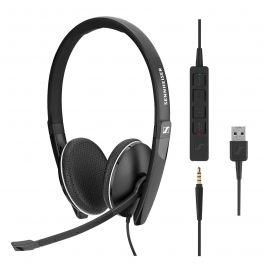 Sennheiser SC 165 - USB e Jack 3.5