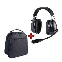RTC HRT3000 - Auricular de proteção auditiva