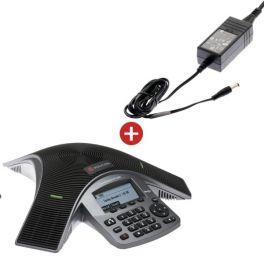Polycom Soundstation IP 5000 POE + Alimentador externo para Polycom IP5000