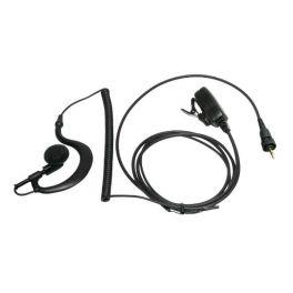 Micro-auricular com PTT de gravata para Kenwood TK-3601