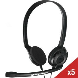 Pack 5x Sennheiser PC 3 Chat