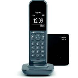 Telefone sem fios DECT analógico muito simples e funcional, ideal para casas, hotéis e escritórios