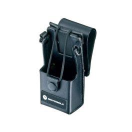 Bolsa de couro para Motorola serie DP1400