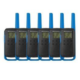 Pack sexteto Motorola Talkabout T62 Azul (3 pares)