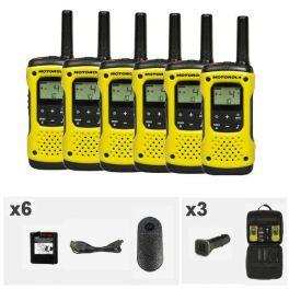 Motorola TLKR T92 H₂O - pack sexteto