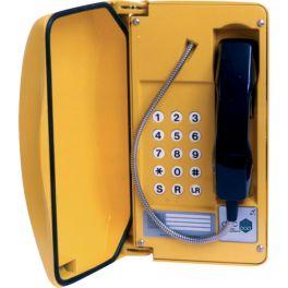 Telefone Titan antivandalismo 18 teclas