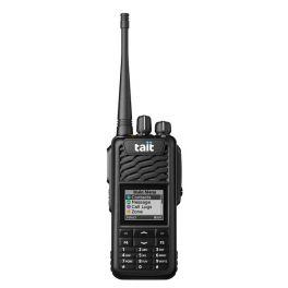 TAIT TP3350 UHF com ecrã e 16 teclas