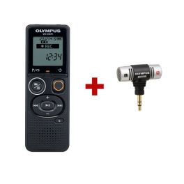 Olympus VN-541PC ++ Microfone estéreo ME51S