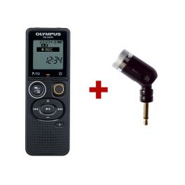 Olympus VN-541PC + Microfone CS131