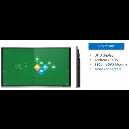 Ecrã interativo VSeven 86''