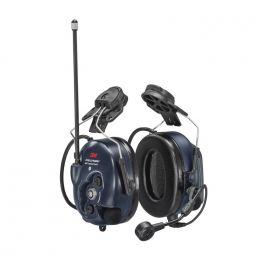 Peltor 3M Litecom WS PRO 3 DMR - Aplicação capacete
