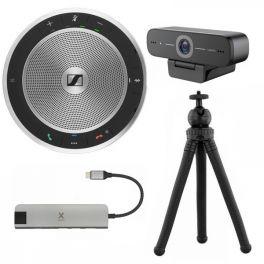 Pack videoconferência Sennheiser SP30