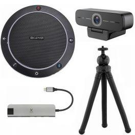 Pack videoconferência Cleyver CC60