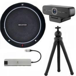 Pack videoconferência Cleyver CC30