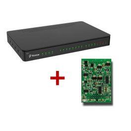 Yeastar S412 VoIP PBX + Módulo S2