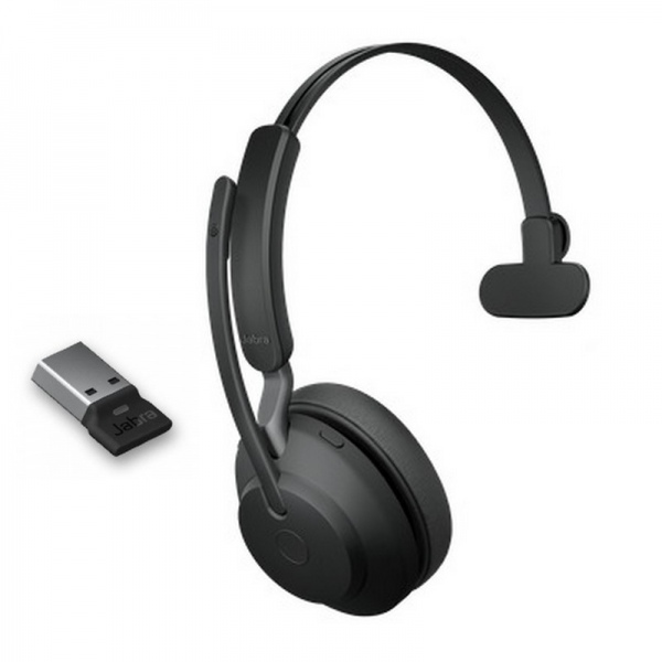 Jabra Evolve2 65 USB-A UC Mono