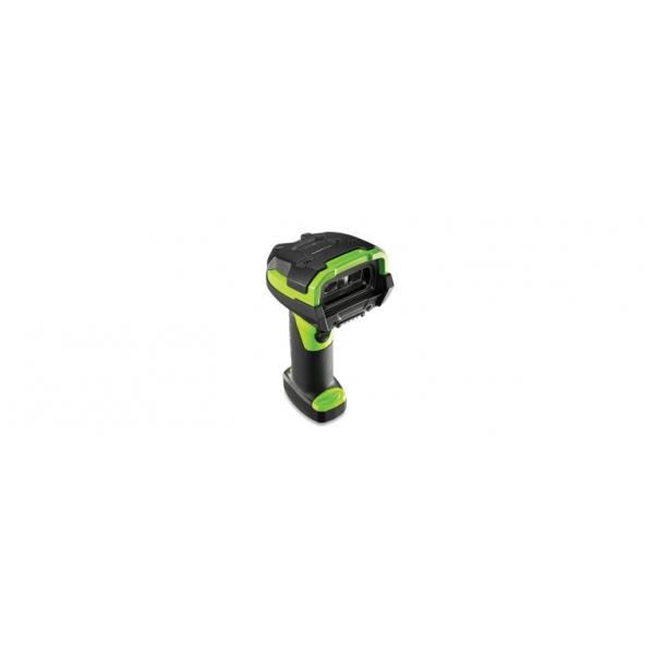 Zebra LI3678 1D Verde Handheld bar code reader