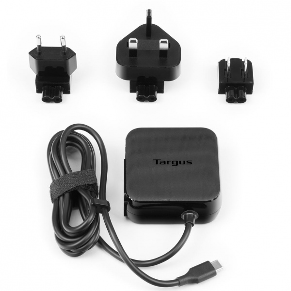 Targus APA95EU carregador de dispositivos móveis interior Preto