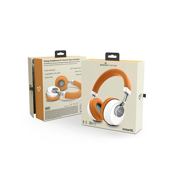 Auriculares Energy Sistem Caramel