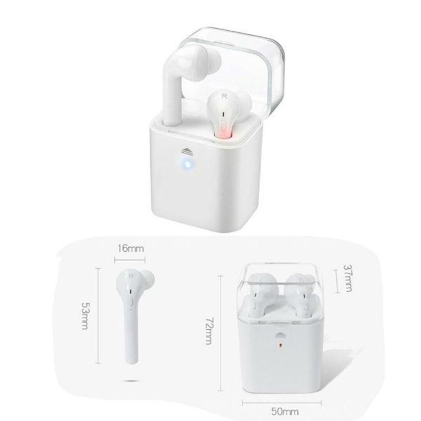 Dimensões Apple Airpods com estojo