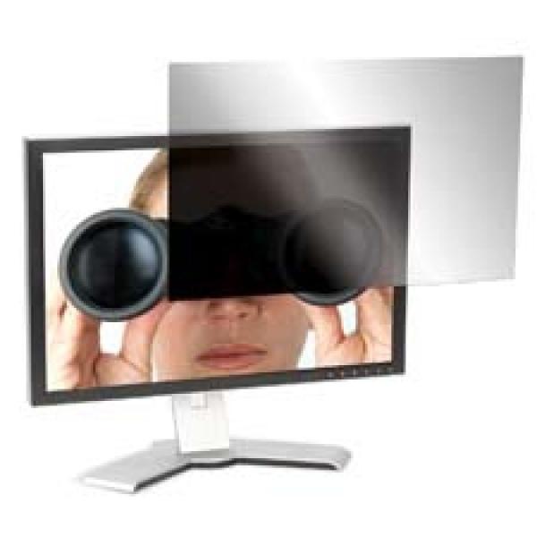 Targus ASF24W9EU filtro para monitor Filtro de privacidade sem guia 61 cm (24'')