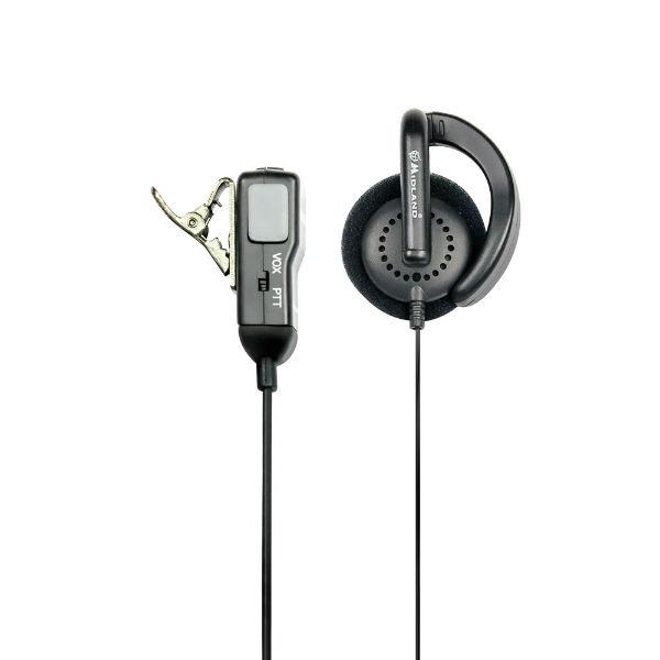Kit auricular de solapa conexão 2 pin Midland