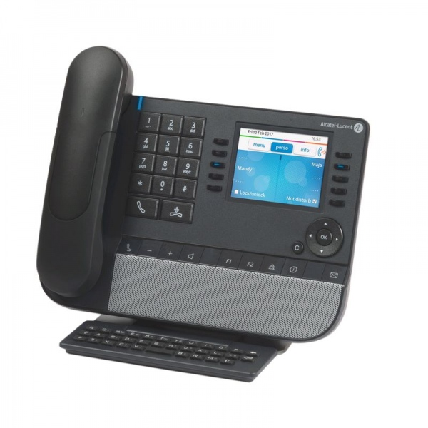 Alcatel-Lucent 8068S BT Bluetooth Premium DeskPhone