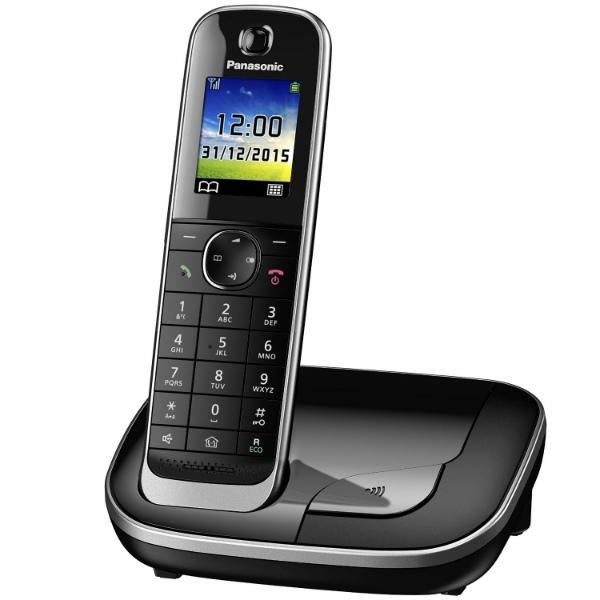 Telefone Panasonic KX-TGJ310 + Panasonic TCA400