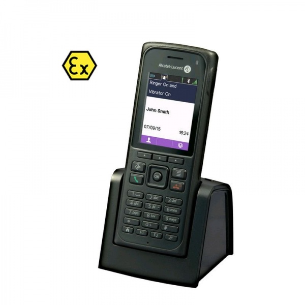 Alcatel-Lucent Dect 8262 ATEX