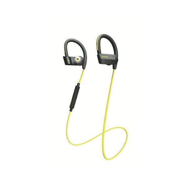 Auricular Jabra Pace Amarelo