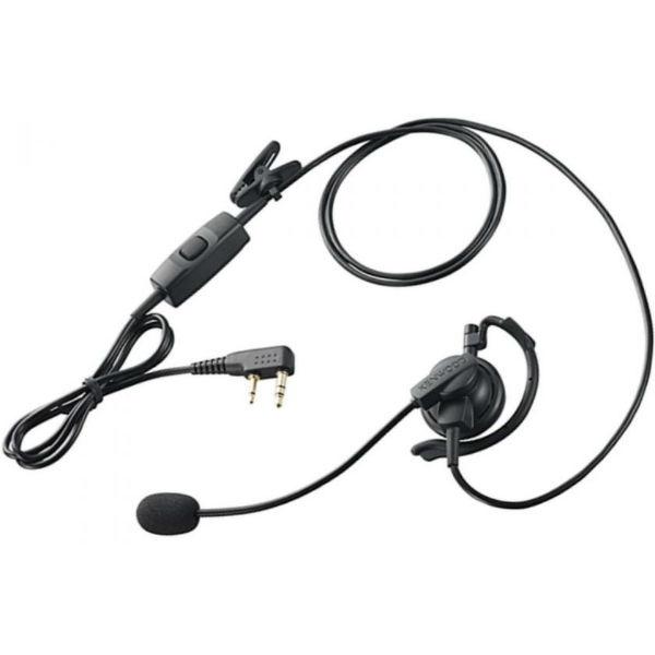 Micro-auricular KHS-35F para Kenwood 2 pins