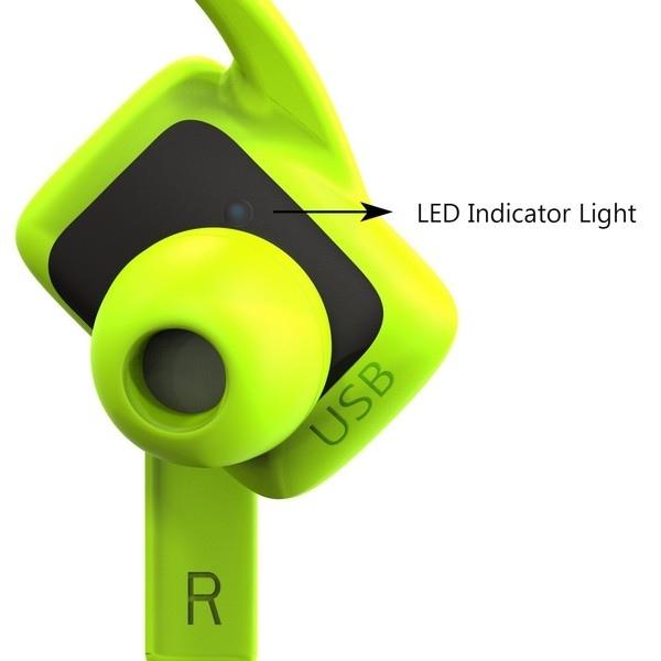 Auricular BeatING - Verde
