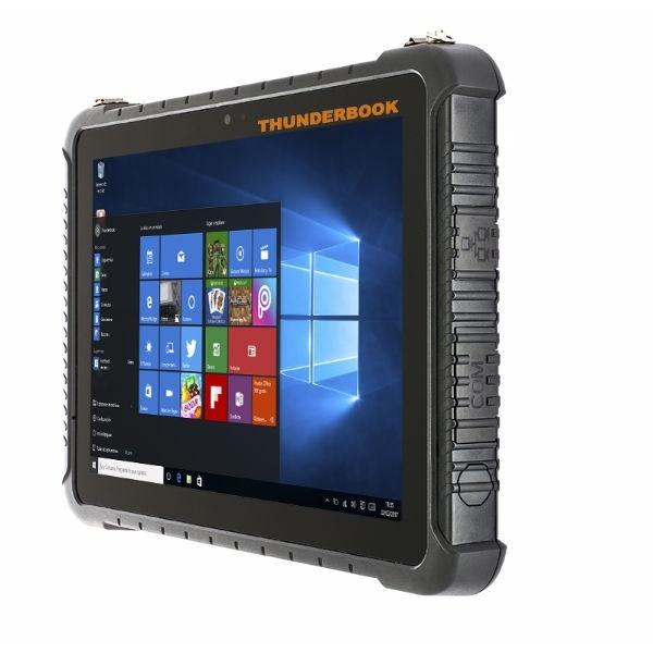 Thunderbook Colossus W105 - C1025G 10,1'' - Windows 10 ioT Enterprise - Com leitor