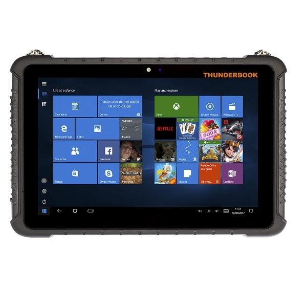 Thunderbook Colossus W100 - C1020G Windows 10 PRO