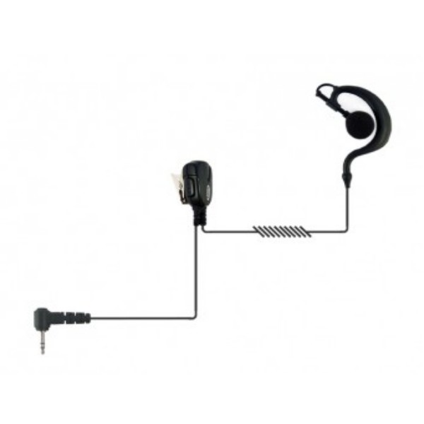 Auricular gancho para Kenwood PKT23