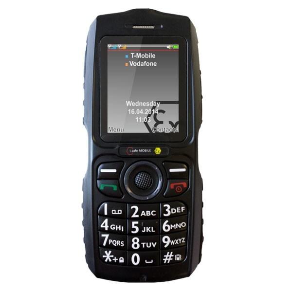 i.Safe Mobile Challenger 2.1 - sem câmara