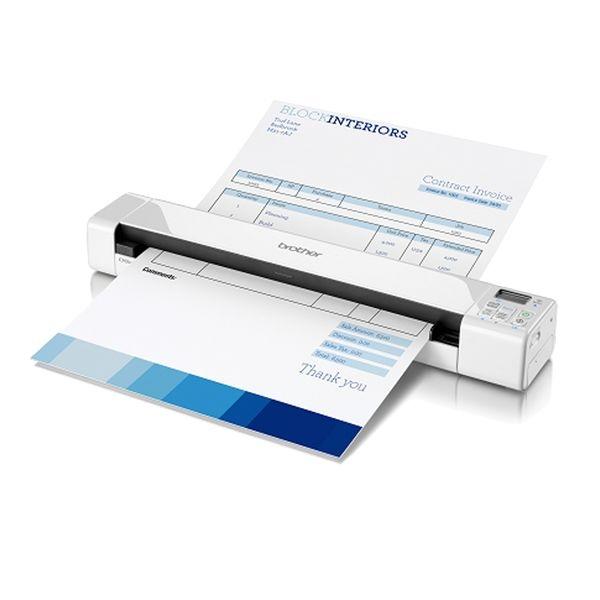 Scanner portátil Brother DS-820W