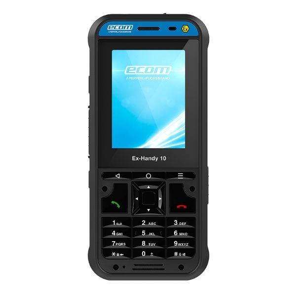 Ecom Ex-Handy 10 sem câmara para zona 1/21
