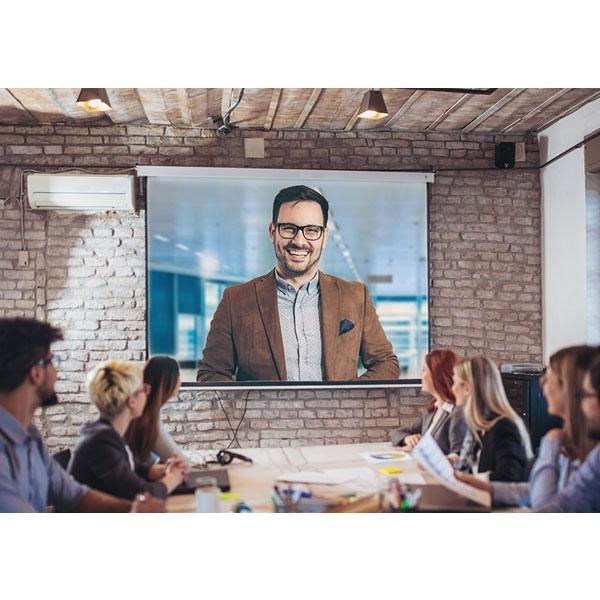 GoWeb: Sala virtual de reuniões GoFacing