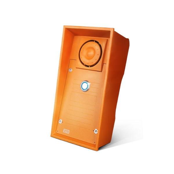 2N Helios IP Safety com 1 botão e altavoz
