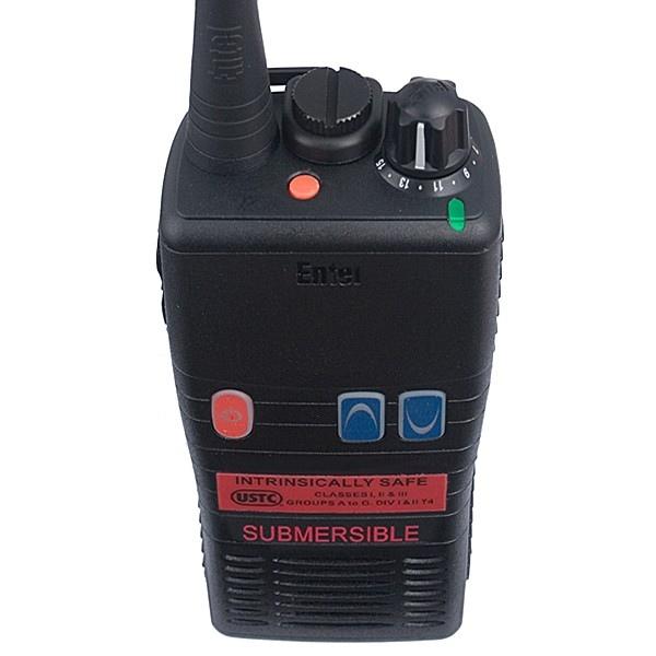 Rádio Entel HT882S UHF ATEX