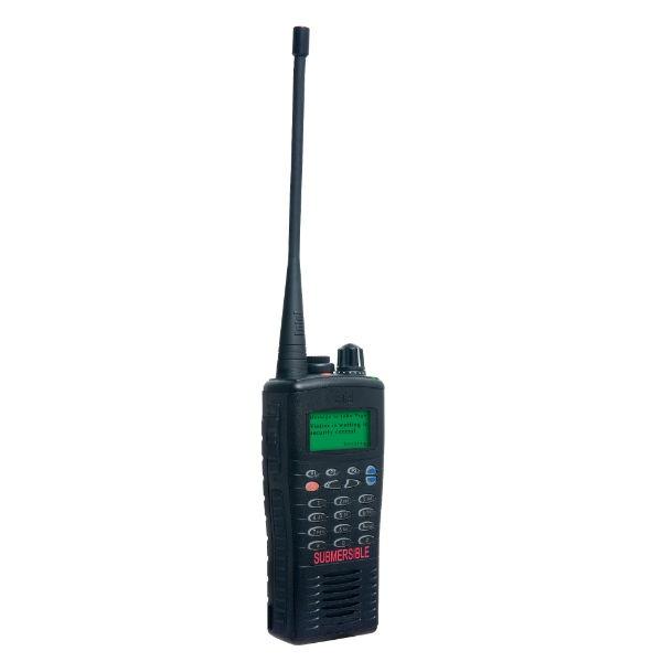 Walkie talkie Entel HT886 UHF ATEX