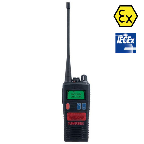 Entel HT446L Submersivel com LCD ATEX