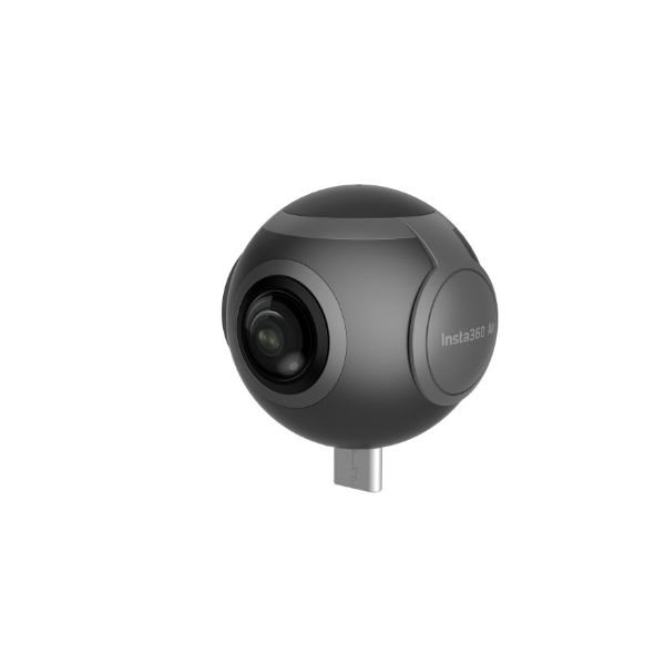 Insta 360 Air conexão USB-C