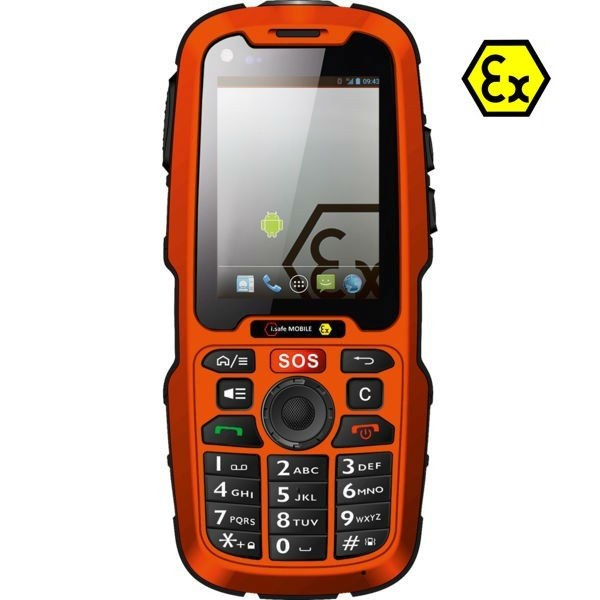i.safe IS320.1 com câmara