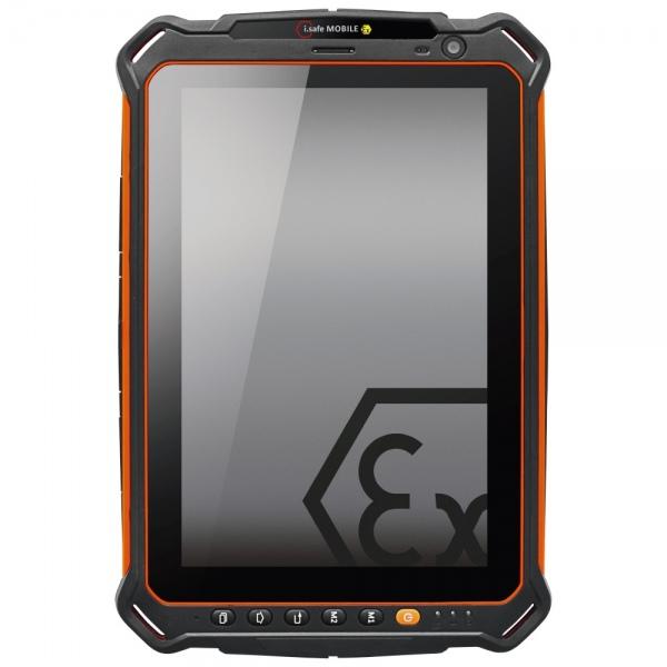 i.Safe IS930.1 Tablet ATEX com câmara